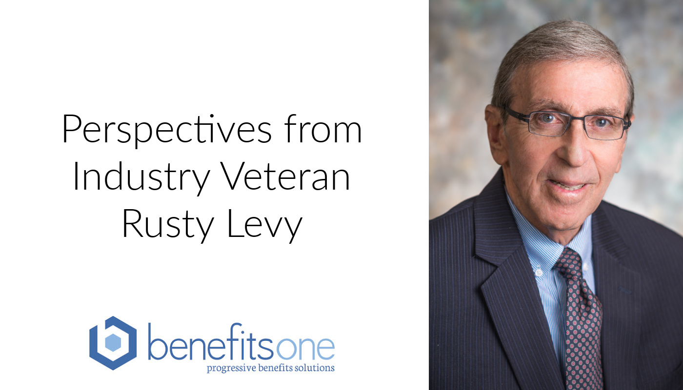 Industry perspectives on employee benefits from Rusty Levy in New Orleans